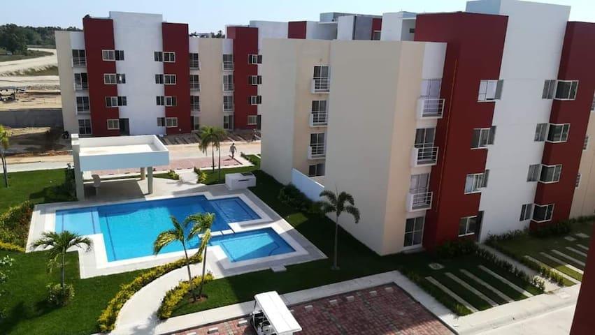 Espectacular Penthouse en Acapulco Diamante