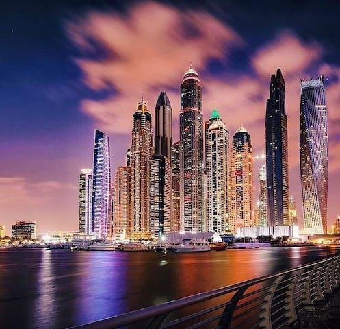 New 2Bdr in Elite Residence/Dubai Marina/The Walk
