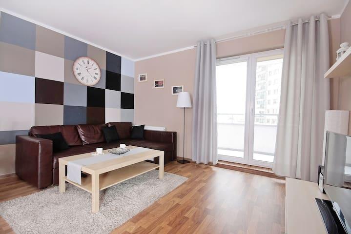 JTB Apartamenty - 2 Sypialnie - Szczecin - Apartment