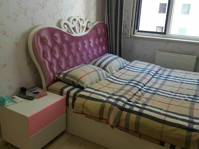 站前大商尚城国际精装公主大床房