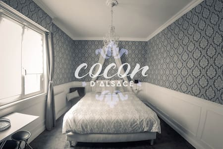 Cocon d'Alsace - An independant and cosy room ! - Wintzenheim