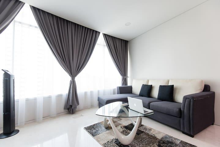 Vortex klcc apartment - Kuala Lumpur - Apartment