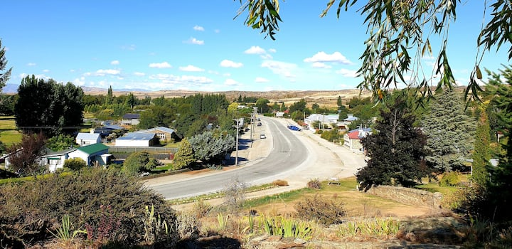 Relaxing Retreat in Historic Ophir, Central Otago