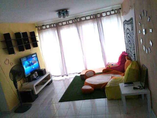 home sweet homes pg - George Town - Daire