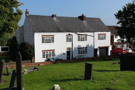 Ted's Homestead, Period property stunning views - Earl Shilton - Wikt i opierunek
