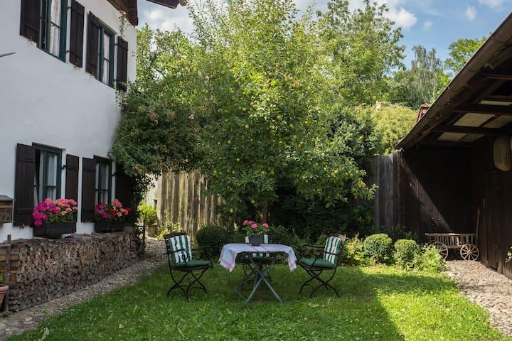 Liebevoll restauriertes Landhaus