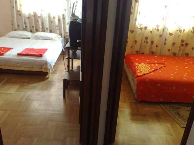 Budva center apartment 1