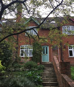 Light and spacious double room - Sandford-on-Thames