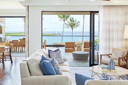 Kaiholo Four Bedroom Signature Oceanfront