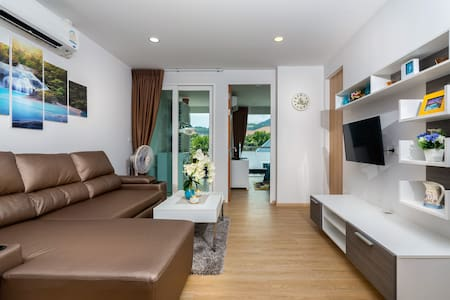 Delightful 1 bedroom apartment @Kata, beach - 900m