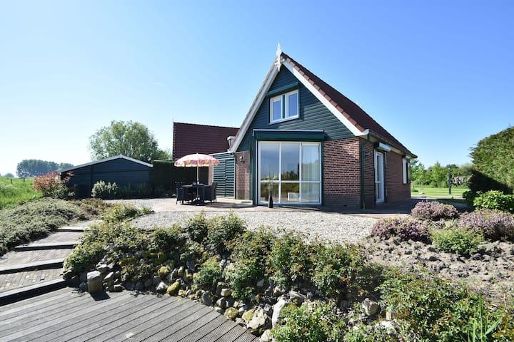 Casa vacanze nell'Olanda meridionale sul lago Volkerak