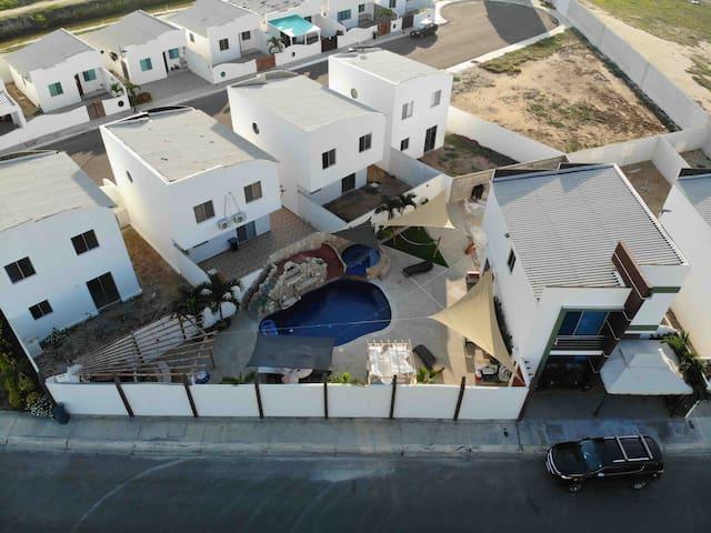 Salinas, Punta Carnero, RELAX Cdla Pta Carnero