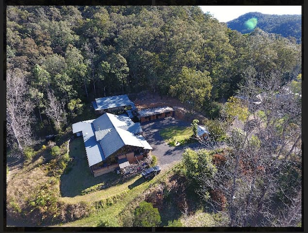 I need the whole place ..... The Lodge.Colo River