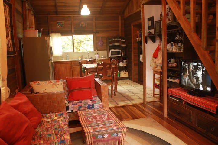 Habitación privada en un escape Natural y Rústico