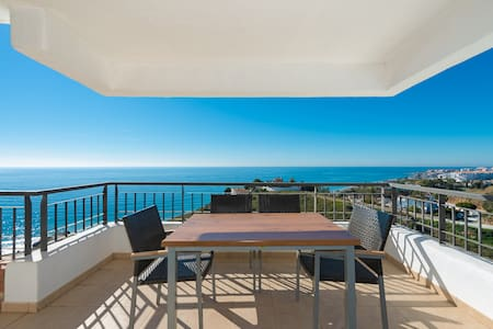 Magnificent front seaview Apartment - Torrox