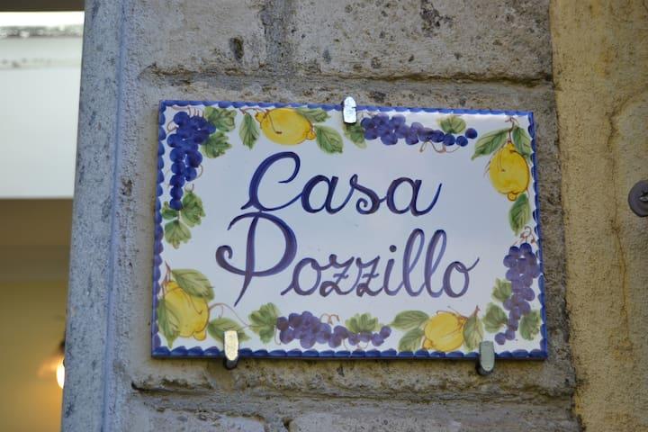 Casa Pozzillo at 5 minutes from Sorrento - Sant'Agnello - Casa
