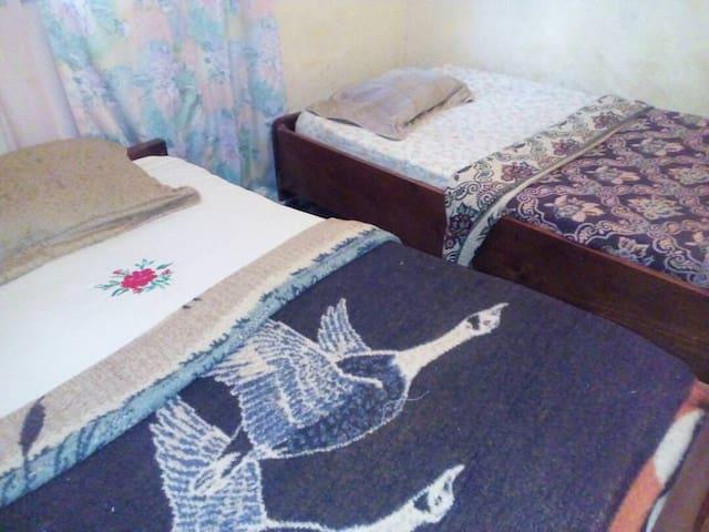 NICE HOUSE FOR VOLUNTEERS IN KILIMANJARO