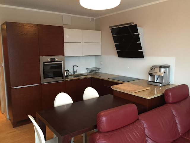 Modern and comfortable studio - Wrocław - Daire