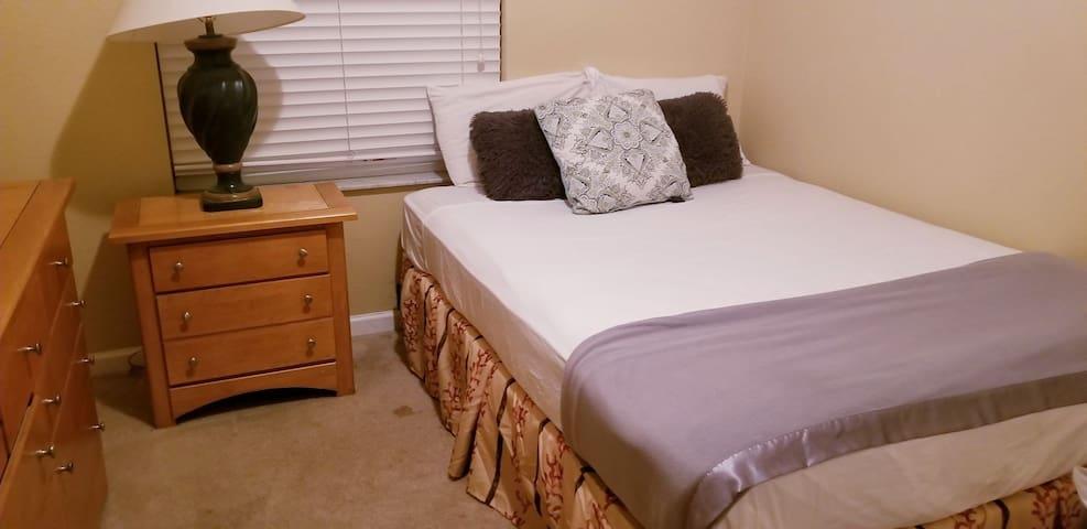 Limpia y comoda habitacion