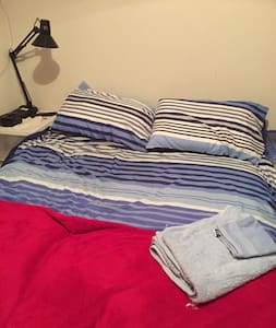 Double Bed available in Croydon Park Flat - Croydon Park - Apartamento