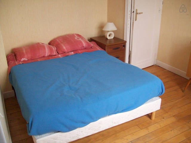 Quiet double room close to the Center - Valence - Pensió