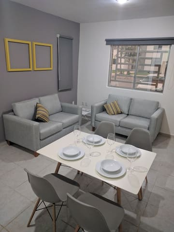 Brand New Apartment in Puerto Morelos