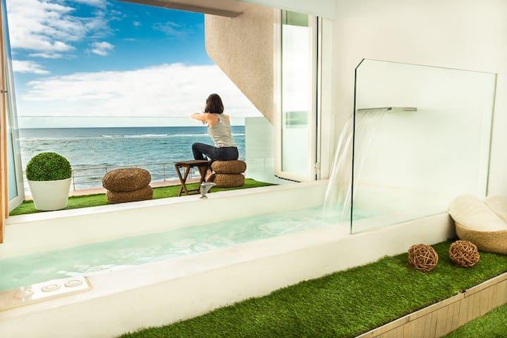 Apartamento OceanSound White, luminoso y tranquilo