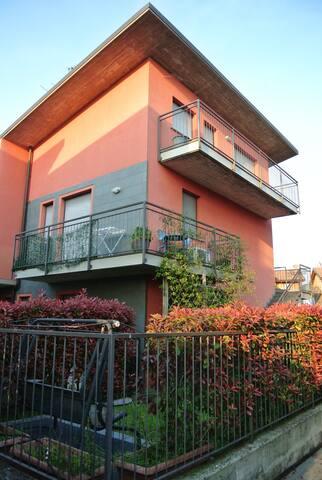 Apartament Located 15km from Bergamo Airport
