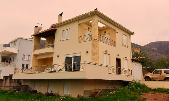 4-bedroom house in Kalamata