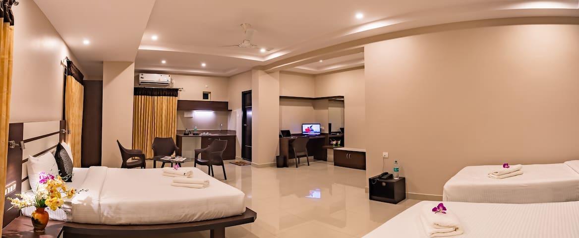 Aadya Elite Premium Family Room