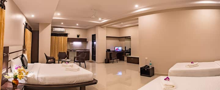 Aadya Elite Premium Family Room