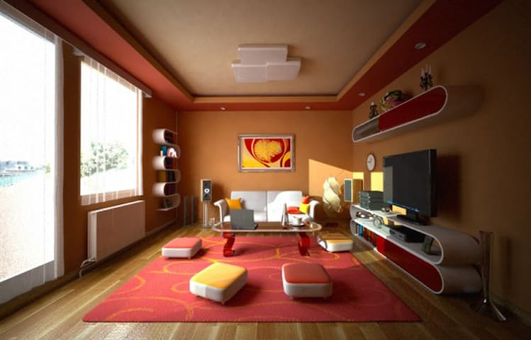 Feel like home while traveling... - Navi Mumbai - Appartement