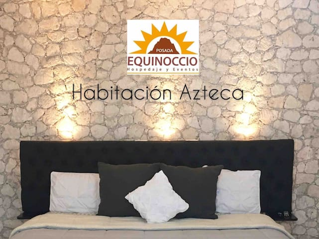 Habitaciòn Azteca