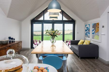 The Lookout, Stunning, Luxury House Nr Bude - Marhamchurch