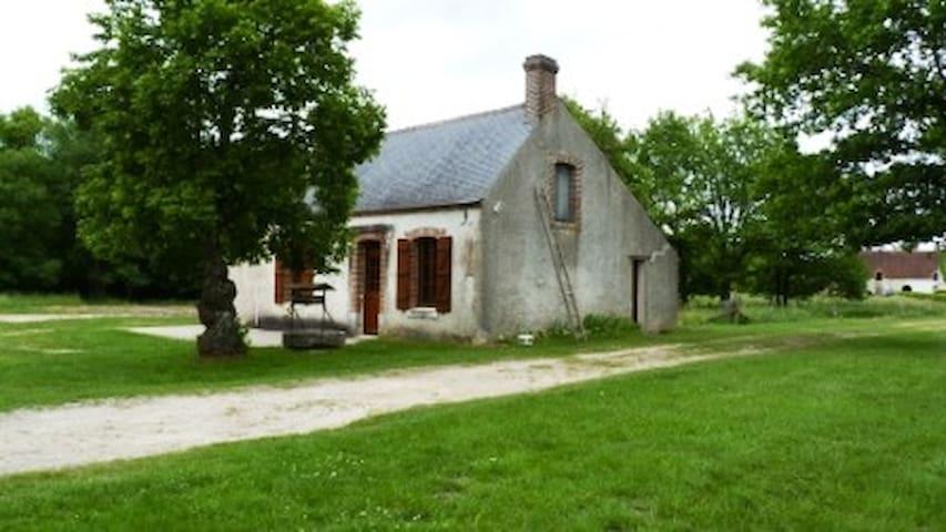Gîte rural Sologne et châteaux de la Loire