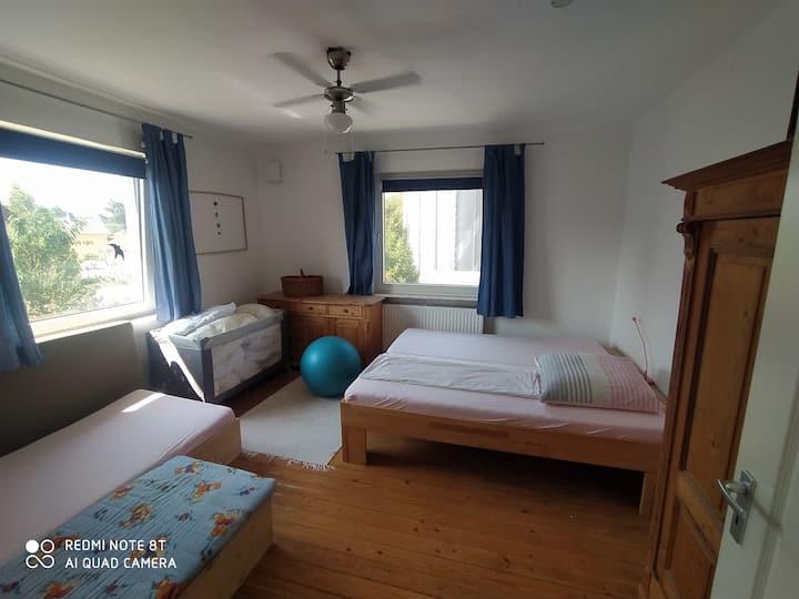 Schönes Eckzimmer