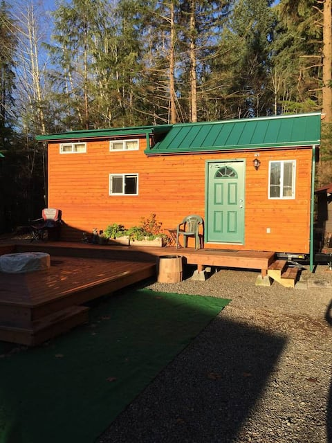 """""""The Forest"""" Tiny House"""