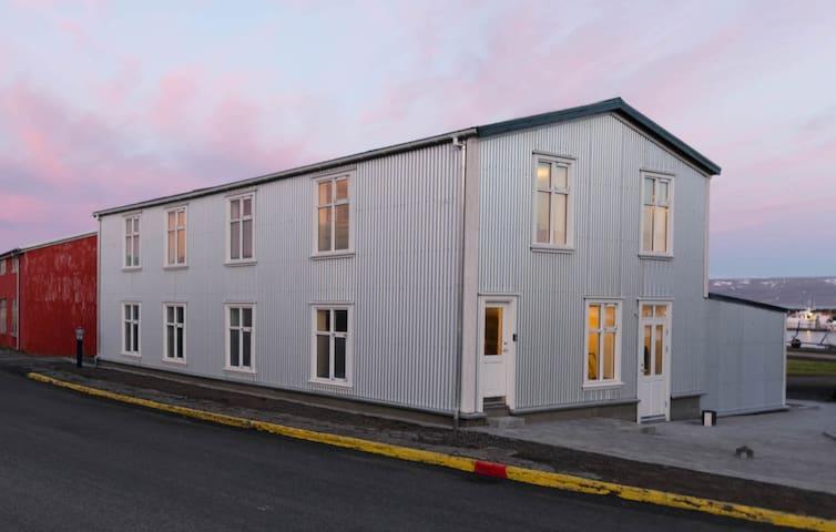 Double or Twin Room A - Hólmavík Guesthouse B&B
