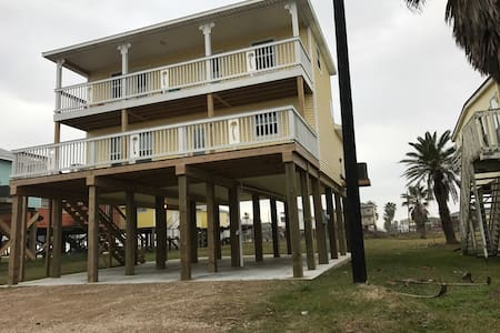 Charming 4 bedrooms beach house - Surfside Beach - Dom