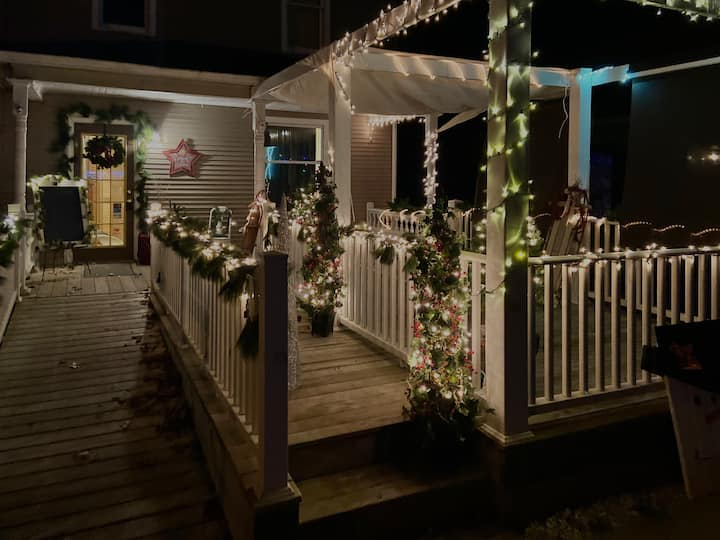 Perfect holiday getaway in the heart of Volant pa
