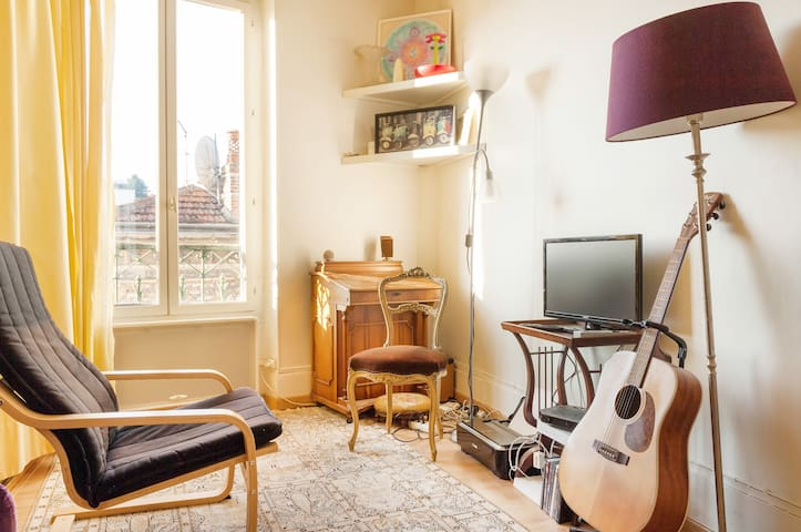 Cosy Apartment 10 min to PARIS - Meudon