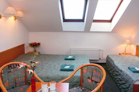 Comfortable Double/Triple Room - Prag