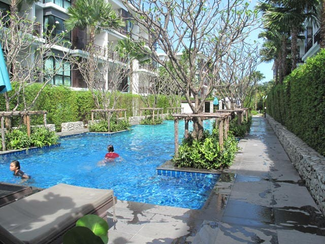 1 bedroom apartment in the Title  Rawai Phuket