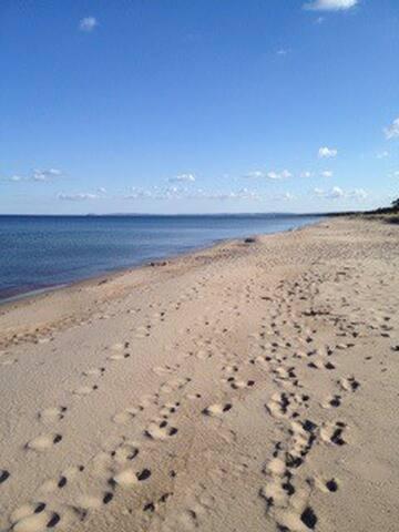 Strandnära sommarhus - Nyehusen, yngsjö - House