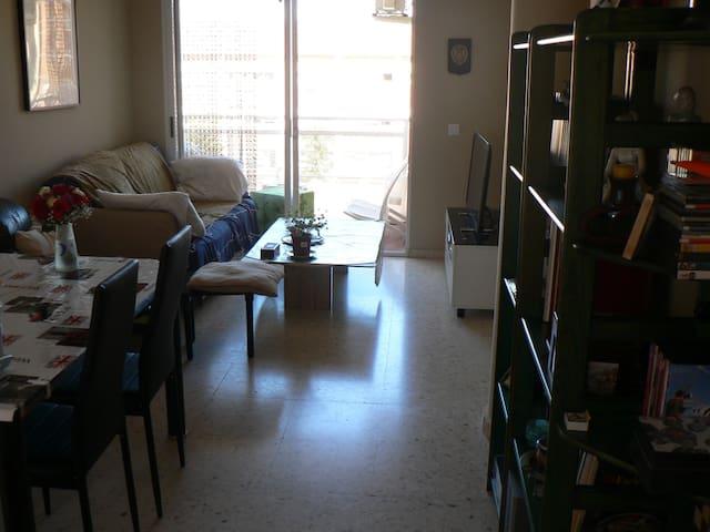 Hab Individual/doble  Hay 2 Dormit - Gandia - Apartmen