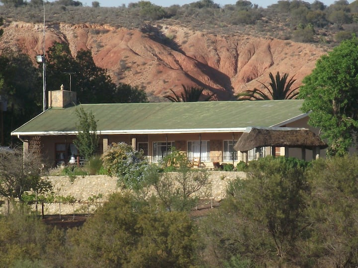 Muldersbank Farm Accommodation in the Klein Karoo