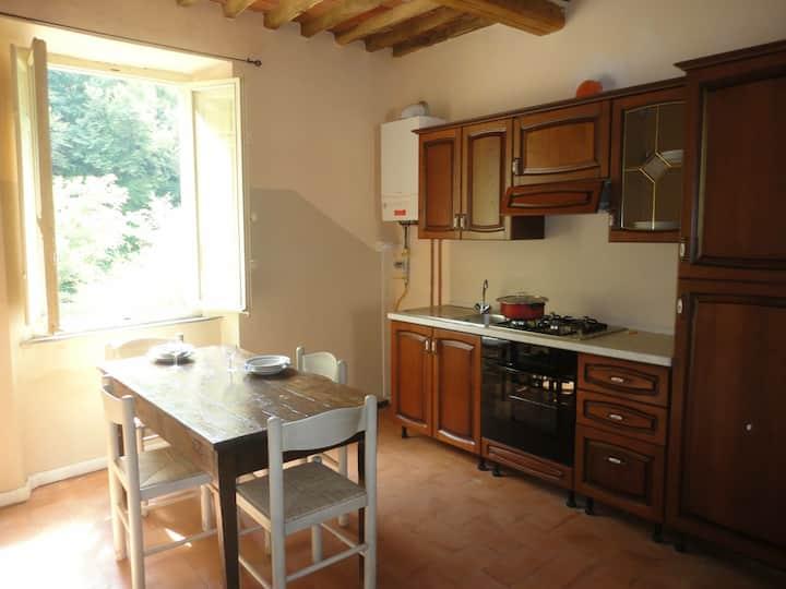 Casa Puccini Giardinetto
