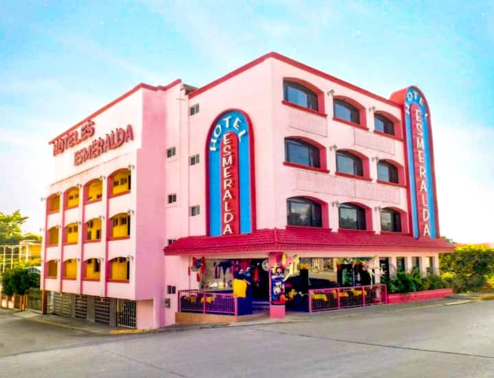 Hotel Boutique Esmeralda. Habitación King Size 3