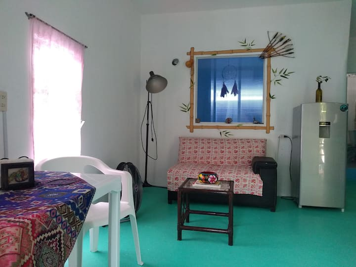 Apartamento central comodo en Palenque