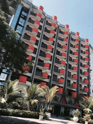 Flat - Loft - Aparthotel - Niterói - Appartement